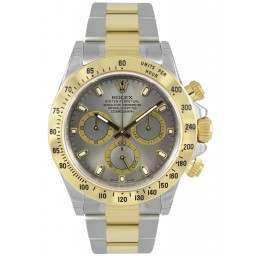 Rolex Cosmograph Daytona Steel & Gold Steel/index 116523