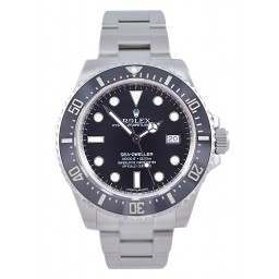 As New Rolex Sea-Dweller 4000 Oyster 116600
