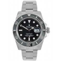Rolex Submariner Date Steel/ Black Dial 116610LN