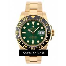 BALANCE PAYMENT ONLY - NOT FULL WATCH - As New Rolex GMT Master II - 116718LN Green Dial