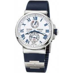 Ulysse Nardin Marine Chronometer Manufacture 43mm 1183-126-3/40