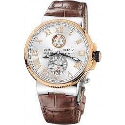 Ulysse Nardin Marine Chronometer Manufacture 45mm 1185-122/41 V2