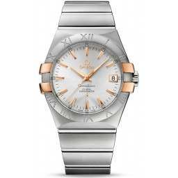 Omega Constellation Chronometer 35mm 123.20.35.20.02.003