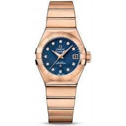 Omega Constellation Brushed Chronometer 123.50.27.20.53.001