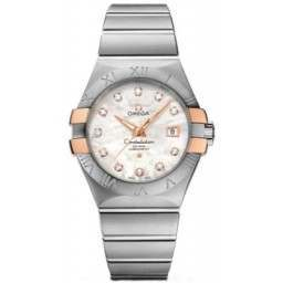 Omega Constellation Brushed Automatic (Co-Axial) 123.20.31.20.55.003