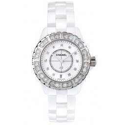Chanel J12 Quartz 33mm H2429