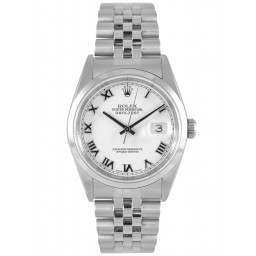 Rolex Datejust White/roman Jubilee 16200