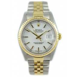 Rolex DateJust 16233 - Rolex Service Oct 2014