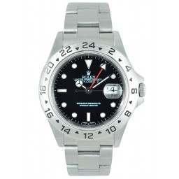 Rolex Explorer II Black dial 16570