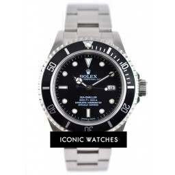 BALANCE PAYMENT ONLY - Rolex SeaDweller 16600 F Serial Mint