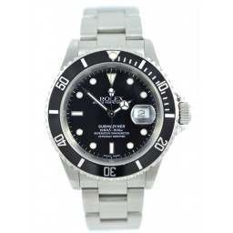 Rolex Submariner Pre-Owned 16610