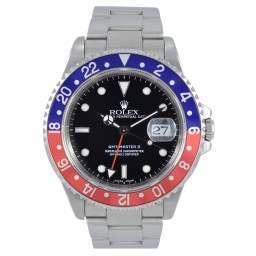Rolex GMT II Pepsi Bezel 16710