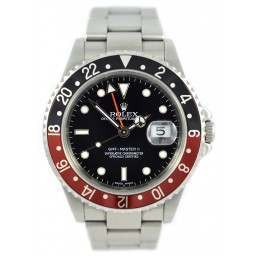 Rolex GMT II -16710 - 3186 Movement Very Rare