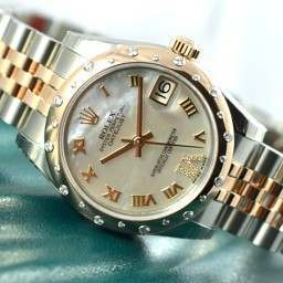 Rolex Lady DateJust Mother Of Pearl Diamond- 178341 (MRDVIJ)|