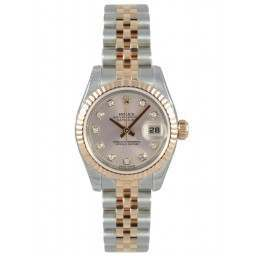 Rolex Lady-Datejust Pink/Diamond Jubilee 179171