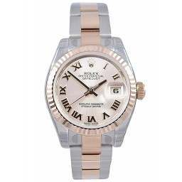 Rolex Lady-Datejust Pink Roman Oyster 179171