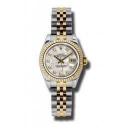 Rolex Lady-Datejust Meteorite/Diamond Jubilee 179173