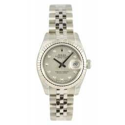 Rolex Lady-Datejust White mop/Diamond Jubilee 179174