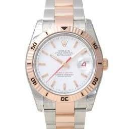 Rolex Turn o graph - 116261 (WO)