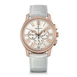 Zenith Captain Chronograph Lady 22.2114.400/34.C510