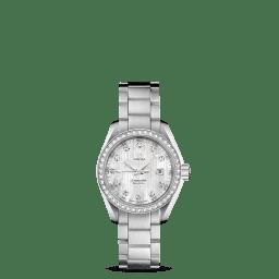 Omega Seamaster Aqua Terra Quartz 231.15.30.61.55.001