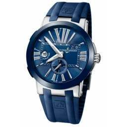 Ulysee Nardin Executive Dual Time 43mm 243-00-3/43