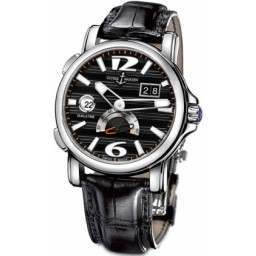 Ulysee Nardin GMT Big Date 42mm 243-55/62