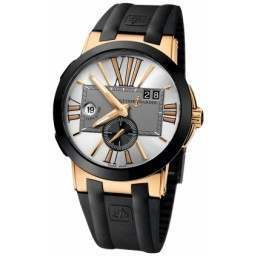 Ulysee Nardin Executive Dual Time 43mm 246-00-3/421