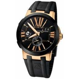 Ulysee Nardin Executive Dual Time 43mm 246-00-3/42
