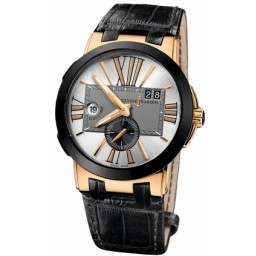 Ulysee Nardin Executive Dual Time 43mm 246-00-5/421