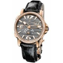 Ulysee Nardin GMT Big Date 42mm 246-55B/69