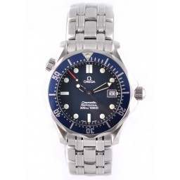 Omega Seamaster Mid Size Quartz Pre-Owned Mint 2561.80.00