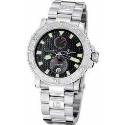 Ulysee Nardin Maxi Marine Diver Chronometer 263-33-7/92