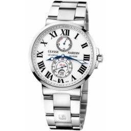 Ulysee Nardin Maxi Marine Chronometer 43mm 263-67-7/40