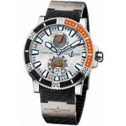 Ulysee Nardin Maxi Marine Diver Titanium 263-90-3/91