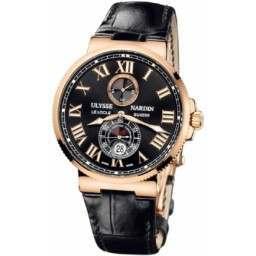 Ulysee Nardin Maxi Marine Chronometer 43mm 266-67/42