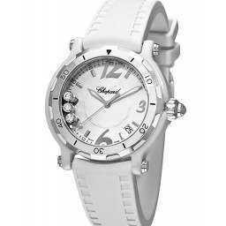 Chopard Happy Sport Ceramic 36mm 288507-9020