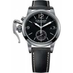 Graham Chronofighter 1695 Steel 2CXAS.B02A