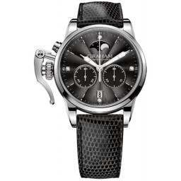 Graham Chronofighter 1695 Lady Moon 2CXBS.B04A