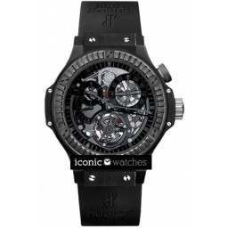 Hublot Bigger Bang Tourbillon All Black 44mm