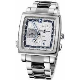 Ulysee Nardin Quadrato Dual Time Perpetual 320-90-8M/61