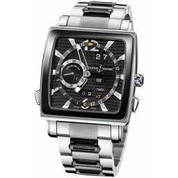 Ulysee Nardin Quadrato Dual Time Perpetual 320-90CER-8M/92