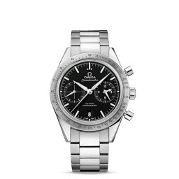 As New Omega Speedmaster 57 Co-Axial Chronograph 331.10.42.51.01.001