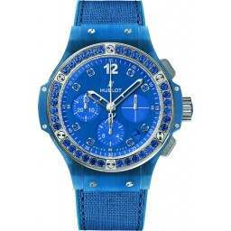 Hublot Big Bang Tutti Frutti Linen Ocean Blue 341.XL.2770.NR.1201