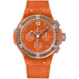 Hublot Big Bang Tutti Frutti Linen Orange 341.XO.2770.NR.1206
