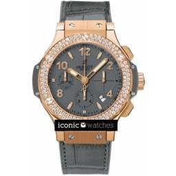Hublot Big Bang Earl Gray Gold 41mm