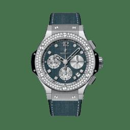 Hublot Big Bang Jeans Diamonds 41 mm 341.SX.2710.NR.1104.JEANS