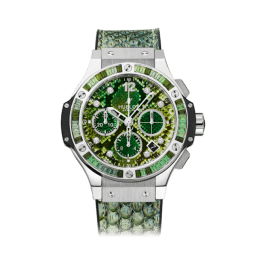 Hublot Big Bang Boa Bang Steel Green 41mm 341.SX.7817.PR.1978