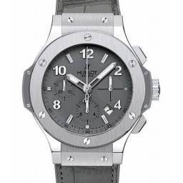 Hublot Big Bang Earl Gray Steel 41mm