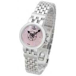 Tudor Clair de Rose 26mm Pink MOP Dial 35100